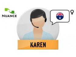 Karen głos Nuance