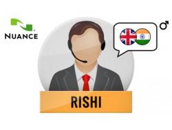 Rishi Nuance Voice