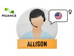 Allison głos Nuance