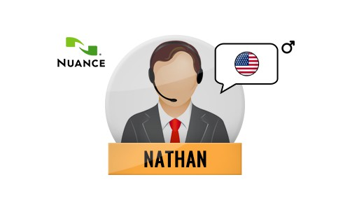 Nathan English – US Nuance Voice | Nuance Voices | Harposoftware com