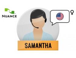 Samantha głos Nuance