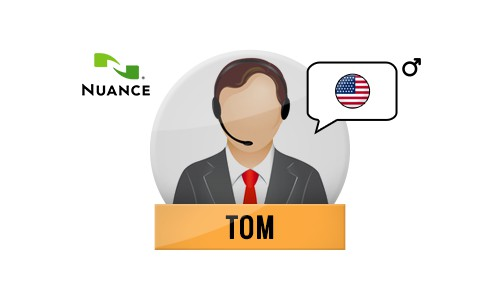 Tom Nuance Voice