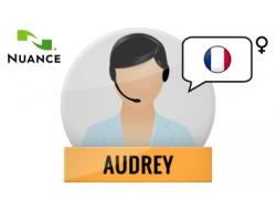 Audrey głos Nuance