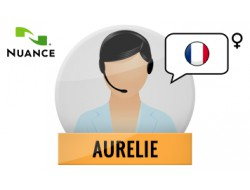 Aurelie głos Nuance