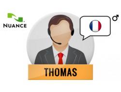Thomas Nuance Voice