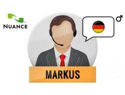 Markus głos Nuance