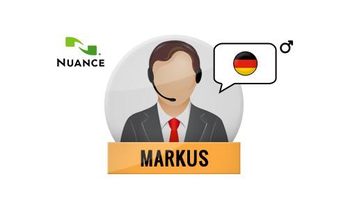 Markus Nuance Voice