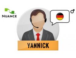 Yannick głos Nuance