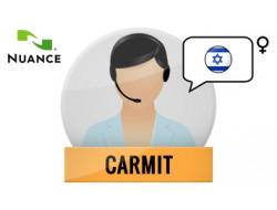 Carmit Nuance Voice