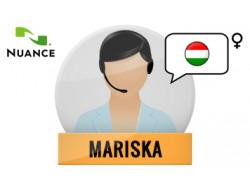 Mariska Nuance Voice