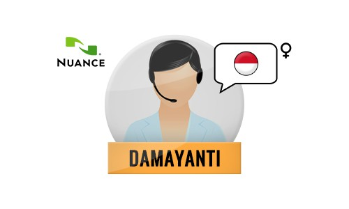 Damayanti Nuance Voice