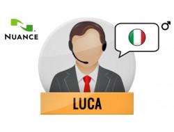 Luca głos Nuance