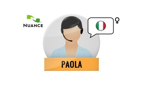 Paola Nuance Voice