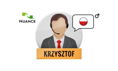 Krzysztof Nuance Voice