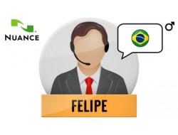 Felipe głos Nuance