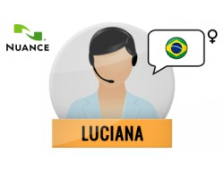 Luciana głos Nuance