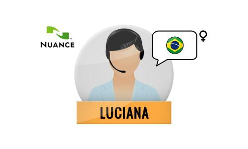 Luciana Nuance Voice