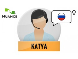 Katya głos Nuance