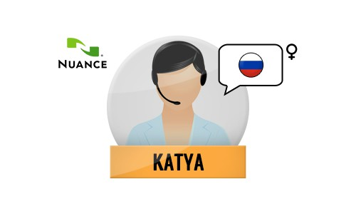 Katya Nuance Voice