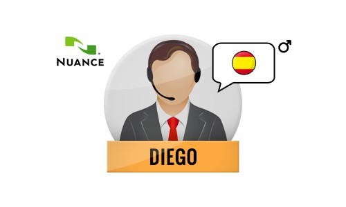Diego Nuance Voice