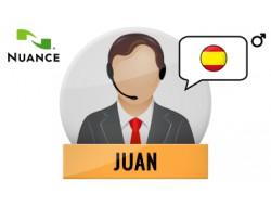 Juan głos Nuance