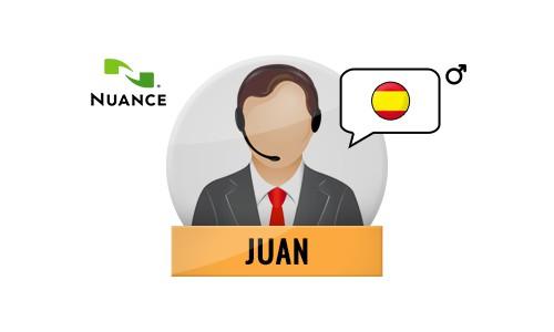 Juan Nuance Voice