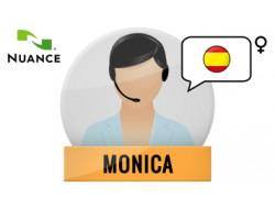 Monica głos Nuance