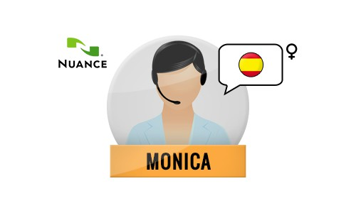 Monica Nuance Voice