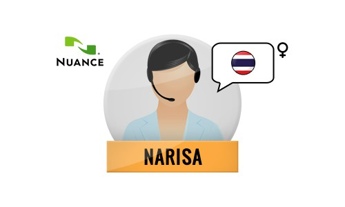 Narisa Nuance Voice