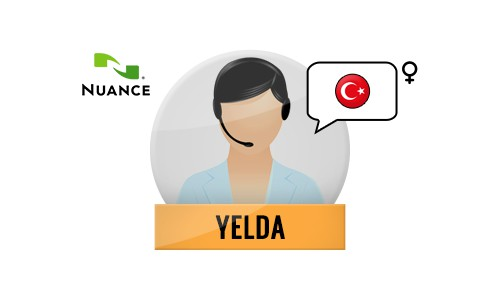 Yelda Nuance Voice