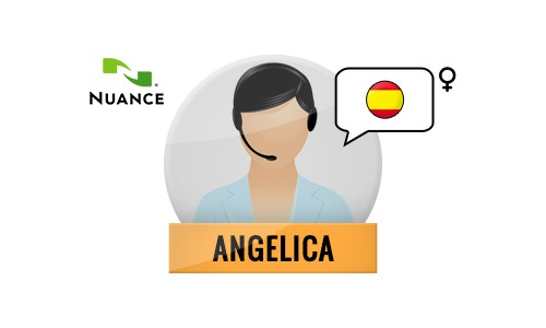 Angelica Nuance Voice