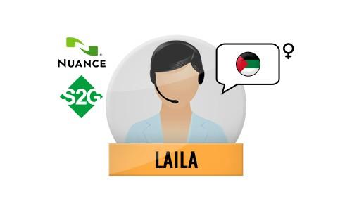 S2G + Laila Nuance Voice