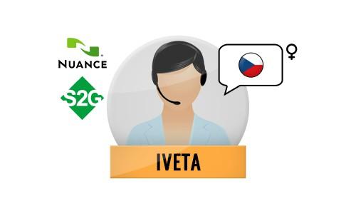S2G + Iveta Nuance Voice