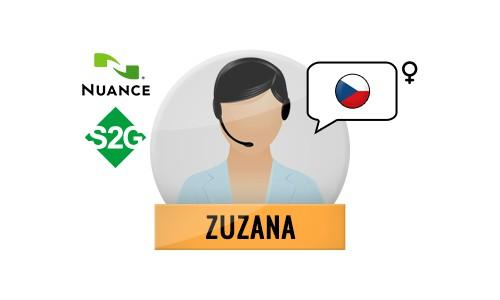 S2G + Zuzana Nuance Voice