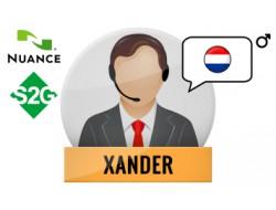 S2G + Xander głos Nuance