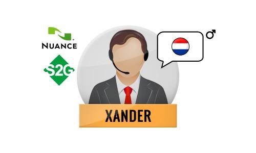 S2G + Xander Nuance Voice