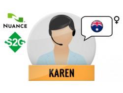 S2G + Karen głos Nuance