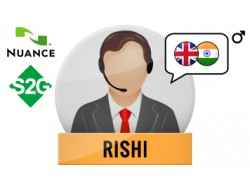 S2G + Rishi Nuance Voice