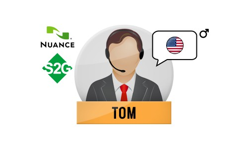 S2G + Tom Nuance Voice