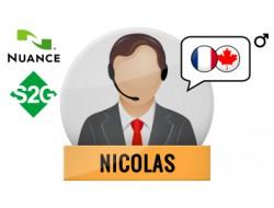 S2G + Nicolas głos Nuance