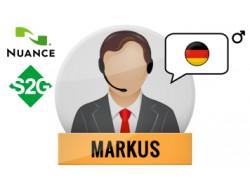 S2G + Markus głos Nuance