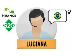 S2G + Luciana Nuance Voice
