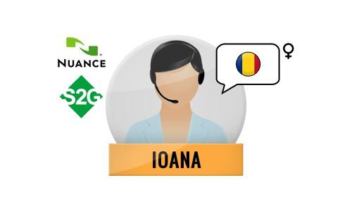 S2G + Ioana Nuance Voice