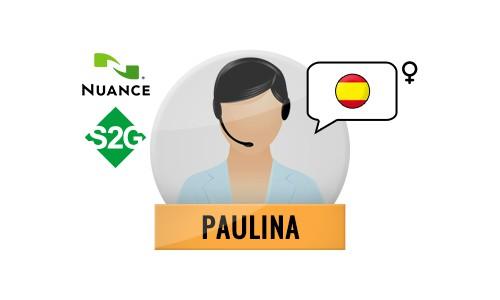 S2G + Paulina Nuance Voice