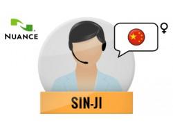 Sin-Ji głos Nuance