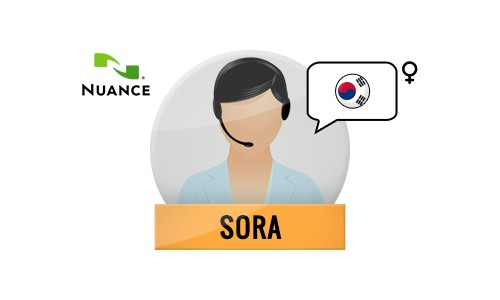 Sora Nuance Voice