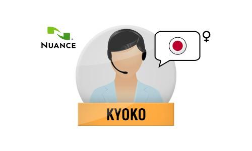 Kyoko Nuance Voice