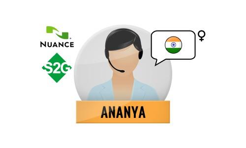 S2G + Ananya Nuance Voice