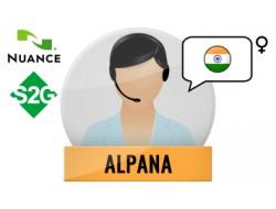S2G + Alpana Nuance Voice