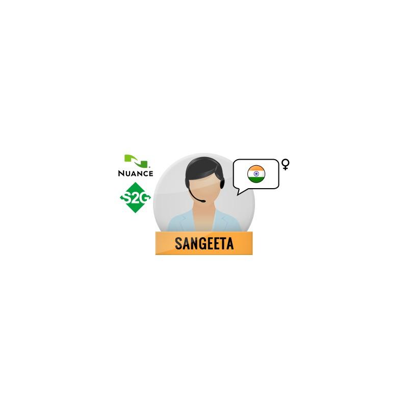 S2G + Sangeeta Nuance Voice
